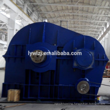 Big Excavator Used High Torque Hardening Teeth Helical Gear Box